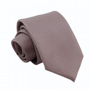 Γραβάτα Παστέλ Ροζ με σχέδιο 7.5κ.