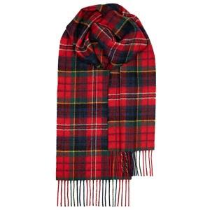 Μάλλινο Κασκόλ Καρό Mac Pherson Modern Unisex Lochcarron of Scotland
