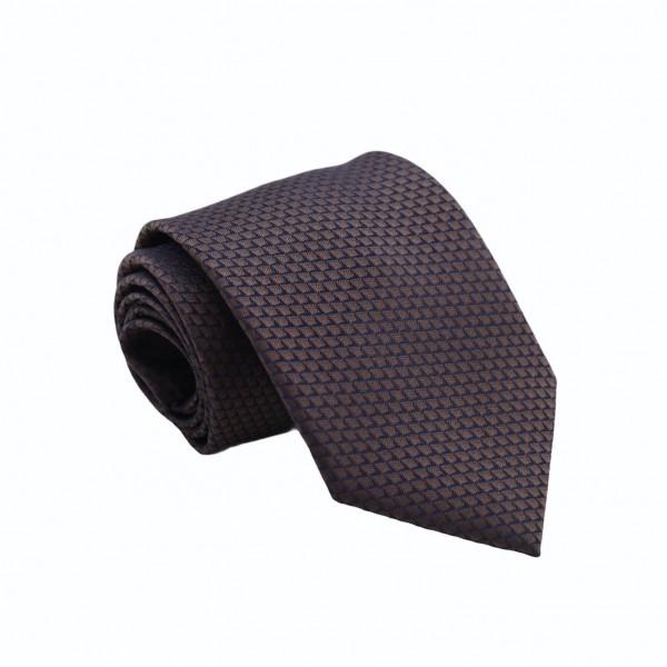 Γραβάτα Brown Blue 8εκ. Γραβάτες