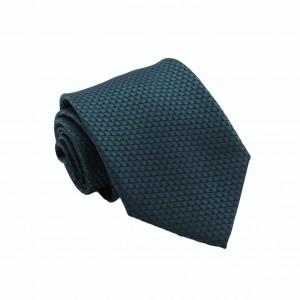 Γραβάτα Bottle Green/ Blue black 8εκ.
