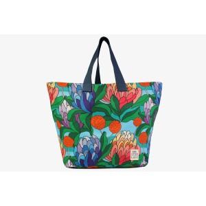 Bleecker FLORES Beach Bag