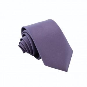 Γραβάτα Lavender Μονόχρωμη 7.5εκ.