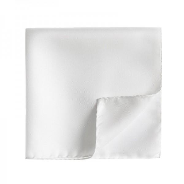 Λευκό μαντήλι τσέπης Μαντήλια Τσέπης Γραβάτες - erika.gr