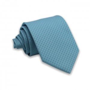 Γραβάτα  Aqua με Μοτίβο 6εκ-8εκ.