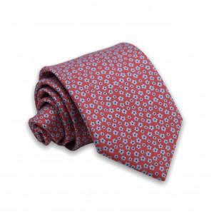 Γραβάτα Κόκκινη/Ciel Floral 6εκ-8εκ.