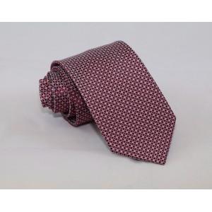 Γραβάτα με Μοτίφ Κόκκινο & Γαλάζιο 7.5εκ.