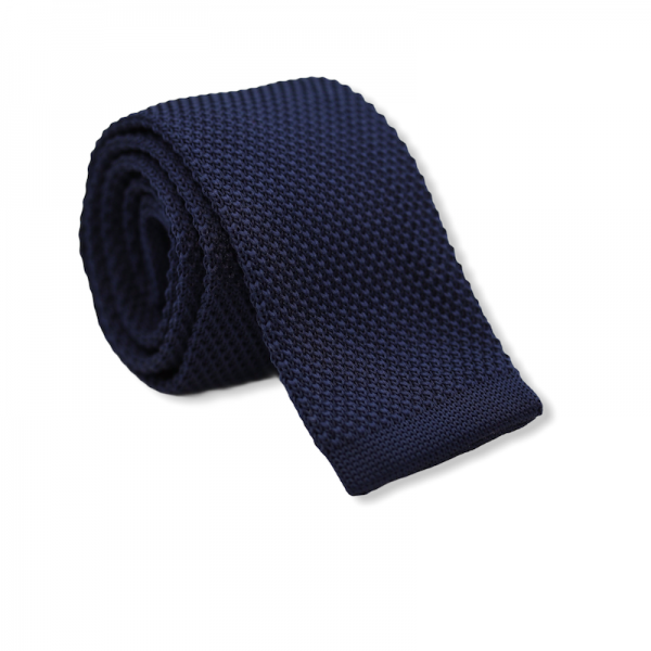 Πλεκτή Γραβάτα Μπλε Γραβάτες Γραβάτες - erika.gr