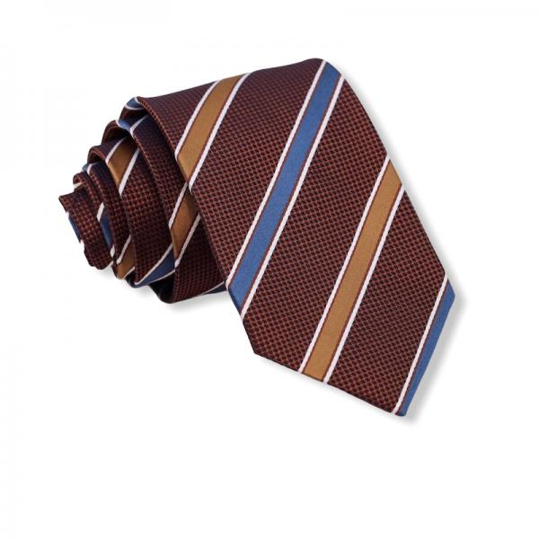 Ταμπά γραβάτα ριγέ