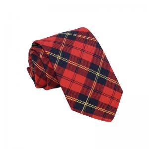 Καρό Κόκκινη Γραβάτα