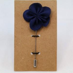 Καρφίτσα Πέτου Blue Daisy Flower