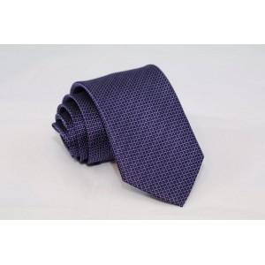 Μεταξωτή γραβάτα μωβ