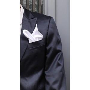 Λευκό μαντήλι τσέπης